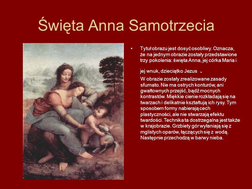 Święta Anna Samotrzecia
