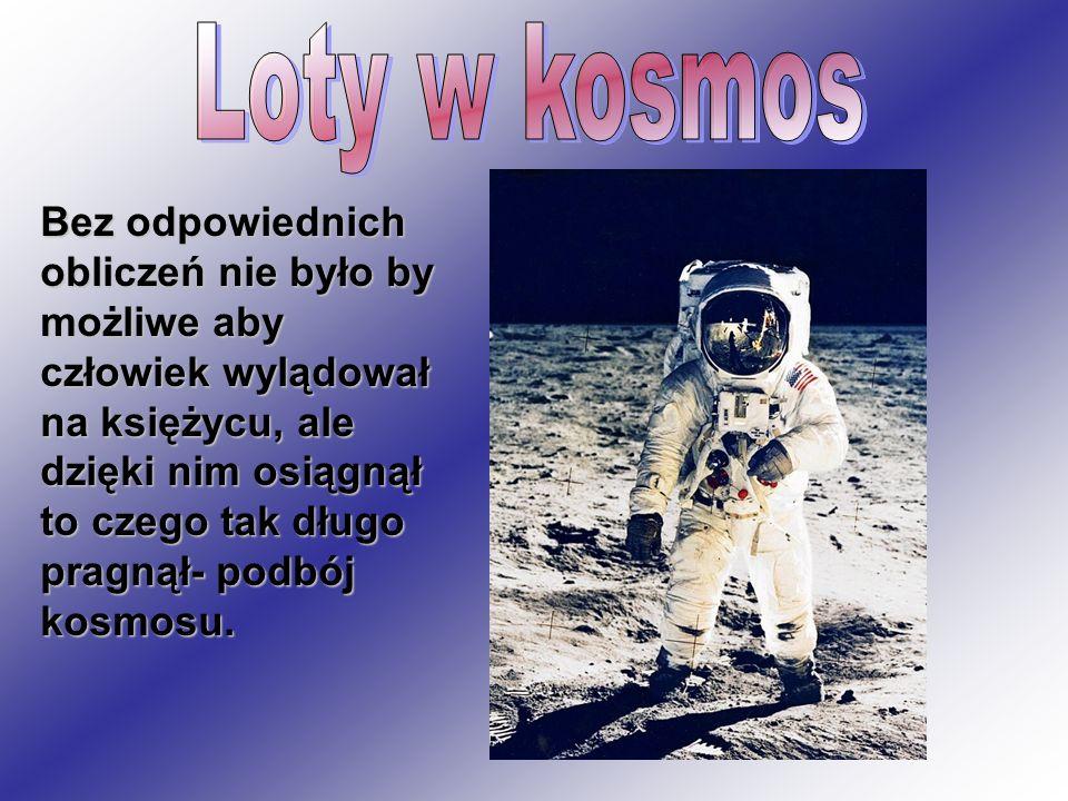 Loty w kosmos