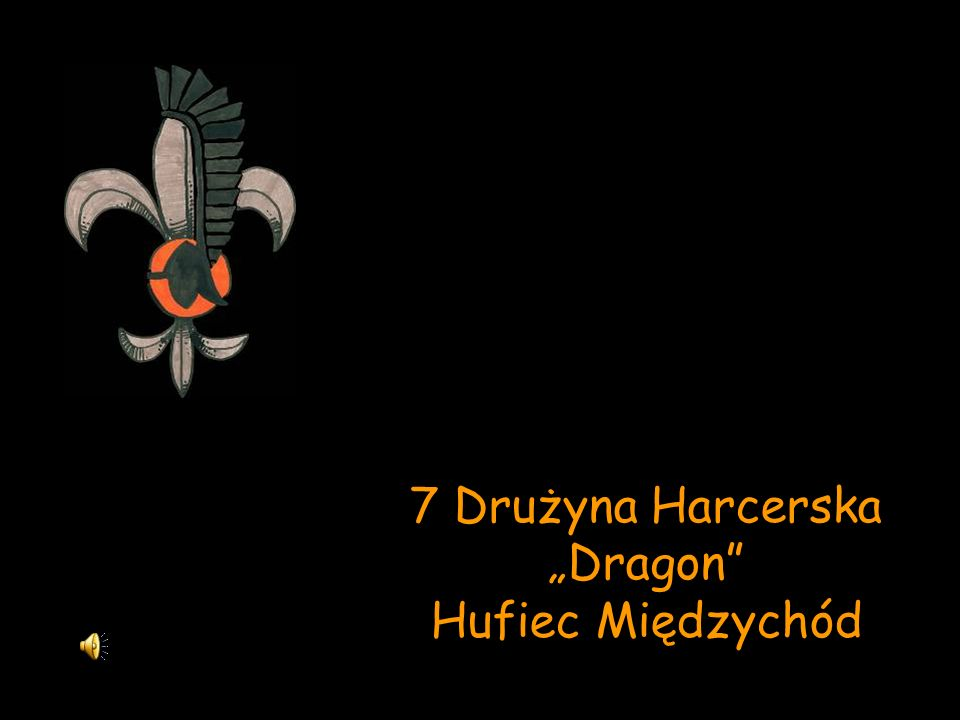 "7 Drużyna Harcerska ""Dragon"