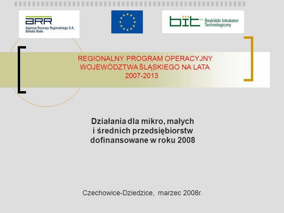 Czechowice-Dziedzice, marzec 2008r.