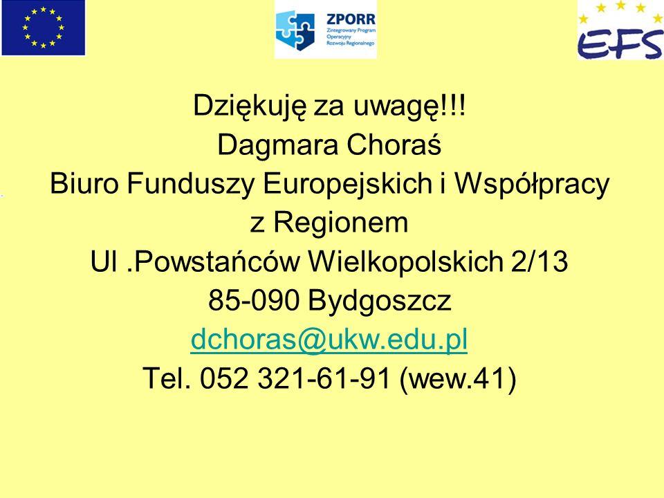 Biuro Funduszy Europejskich i Współpracy z Regionem