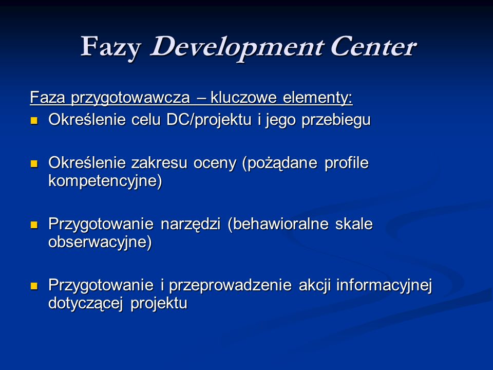 Fazy Development Center