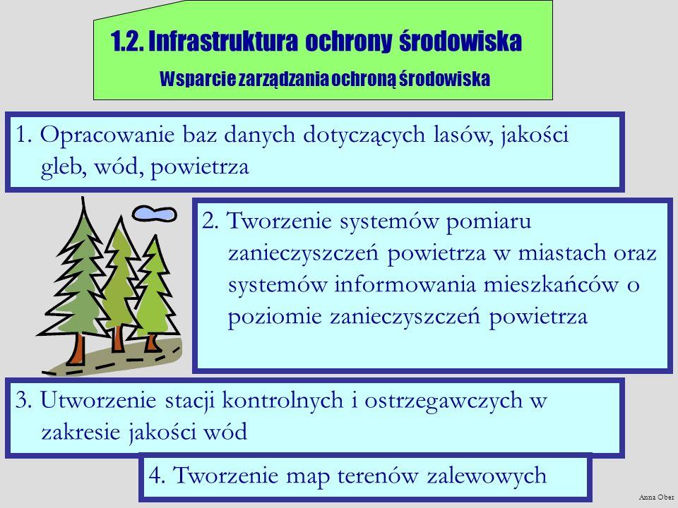 Wsparcie zarządzania ochroną środowiska