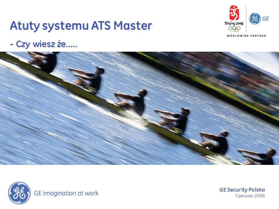 Atuty systemu ATS Master