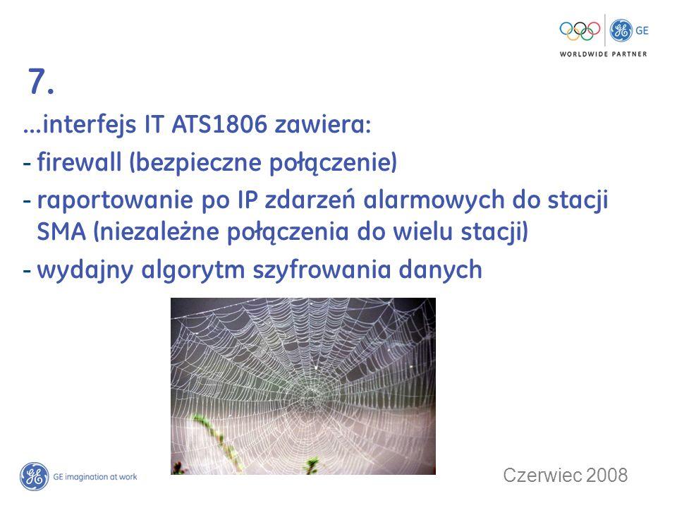 7. ...interfejs IT ATS1806 zawiera: firewall (bezpieczne połączenie)