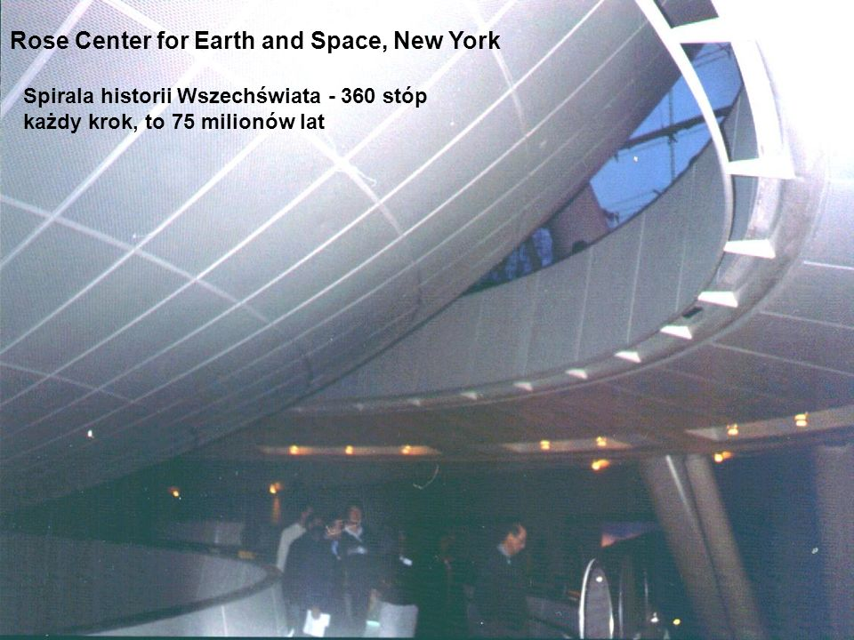 Rose Center for Earth and Space, New York