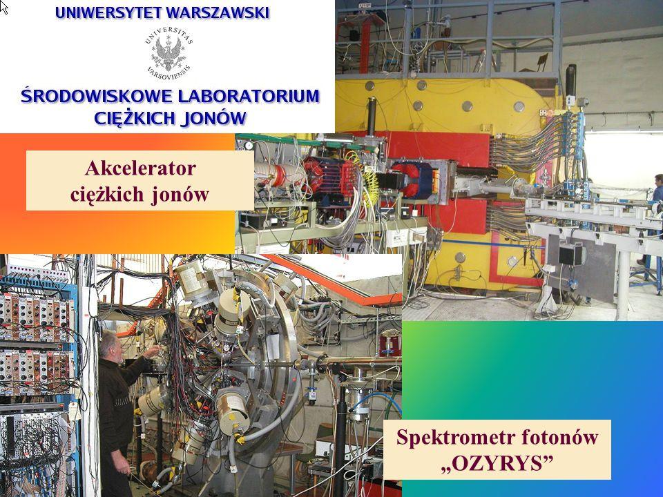 "Spektrometr fotonów ""OZYRYS"