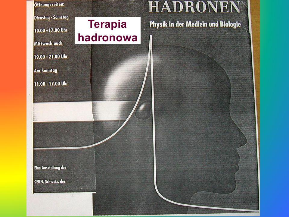 Terapia hadronowa