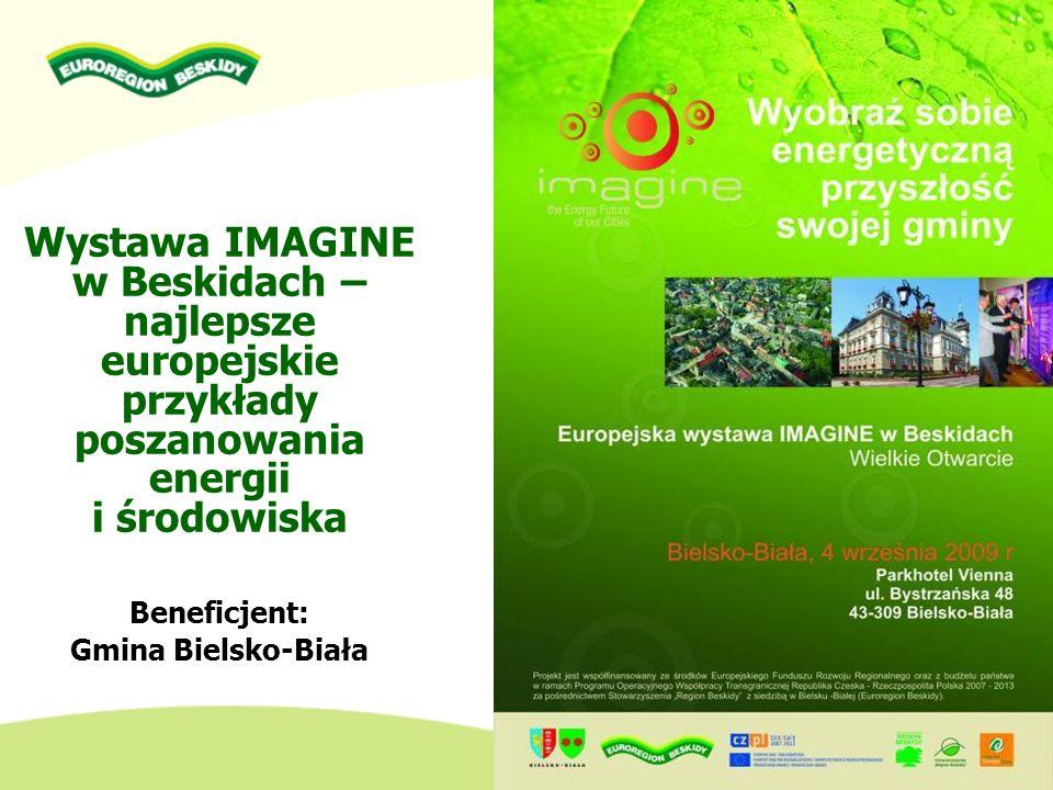 Wystawa IMAGINE w Beskidach – najlepsze europejskie przykłady poszanowania energii i środowiska