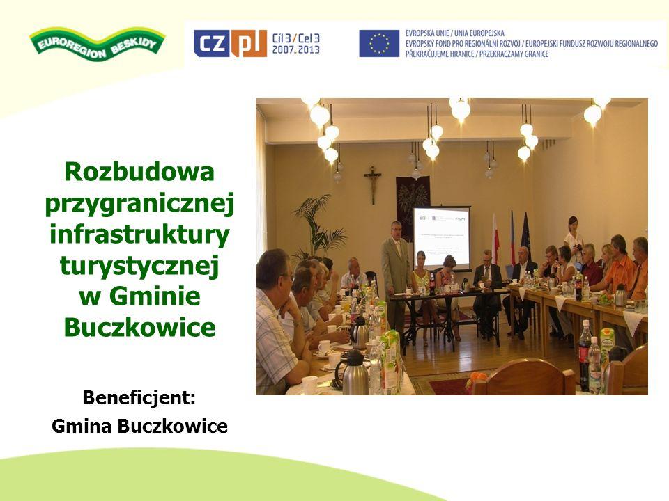 Rozbudowa przygranicznej infrastruktury turystycznej w Gminie Buczkowice