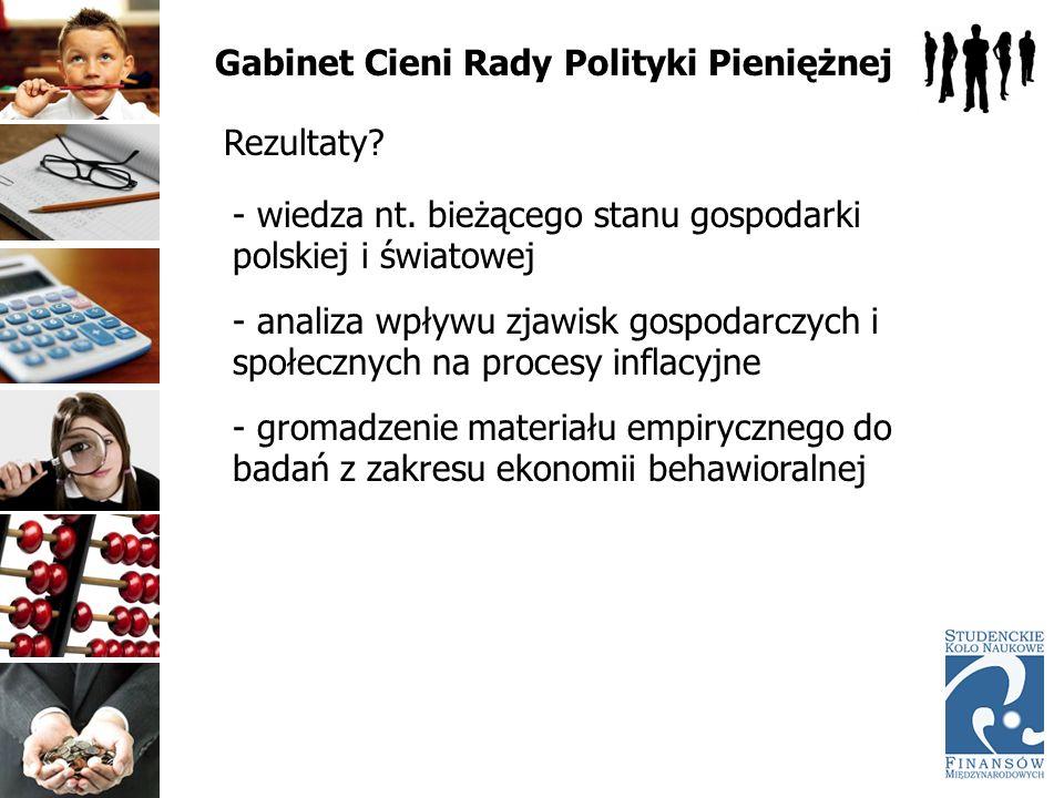 Gabinet Cieni Rady Polityki Pieniężnej