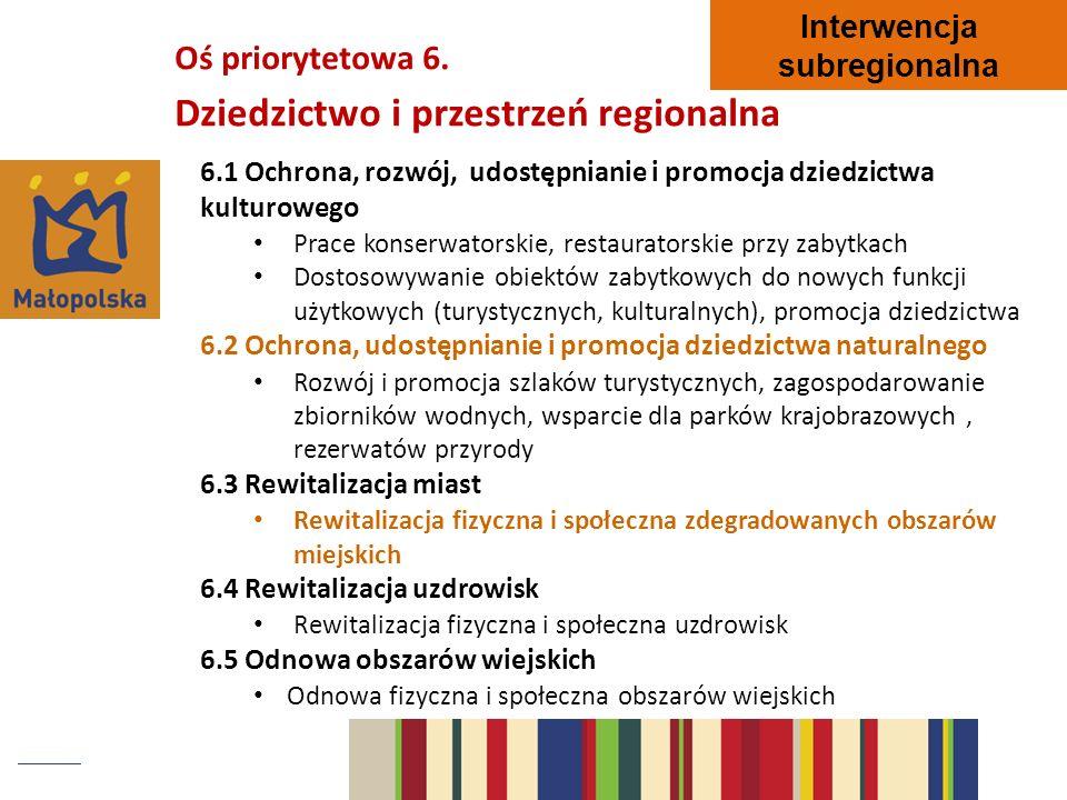 Dziedzictwo i przestrzeń regionalna