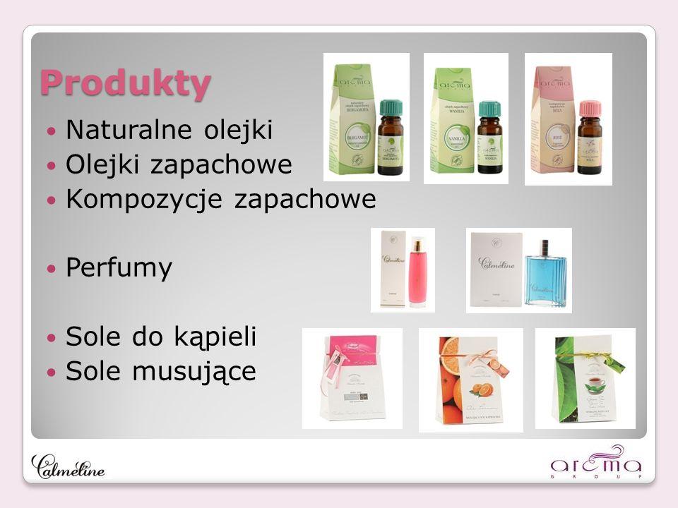 Produkty Naturalne olejki Olejki zapachowe Kompozycje zapachowe