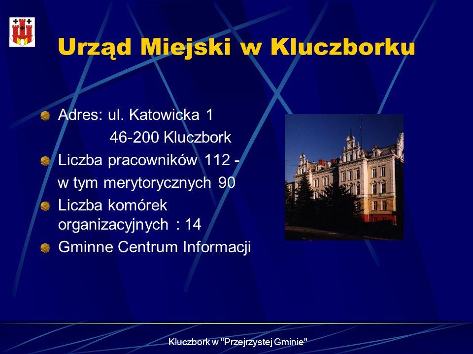 Urząd Miejski w Kluczborku