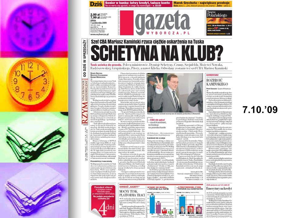 Konferencja - Oblicza transformacji , Katowice 8.10.2009