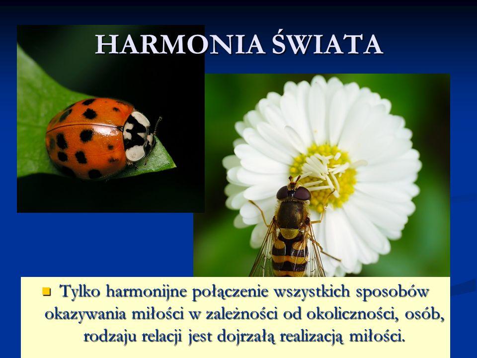HARMONIA ŚWIATA