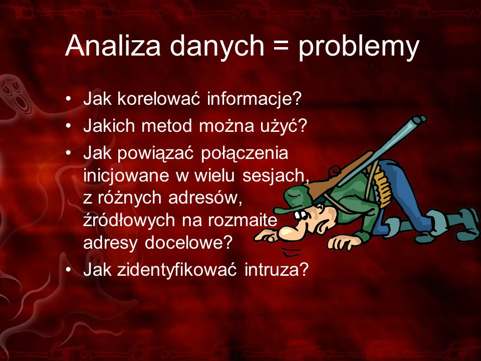 Analiza danych = problemy