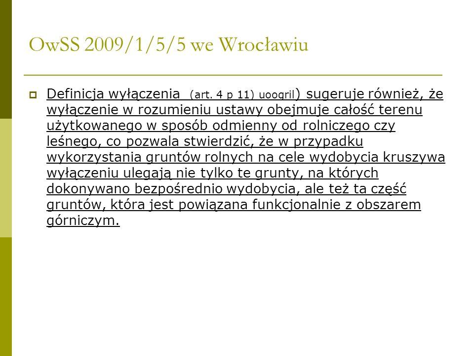 OwSS 2009/1/5/5 we Wrocławiu