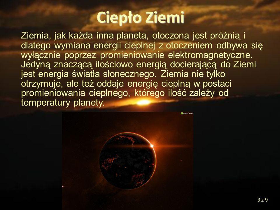 Ciepło Ziemi