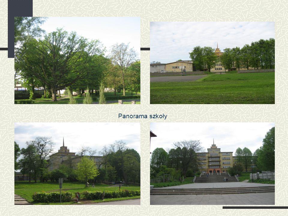 Panorama szkoły