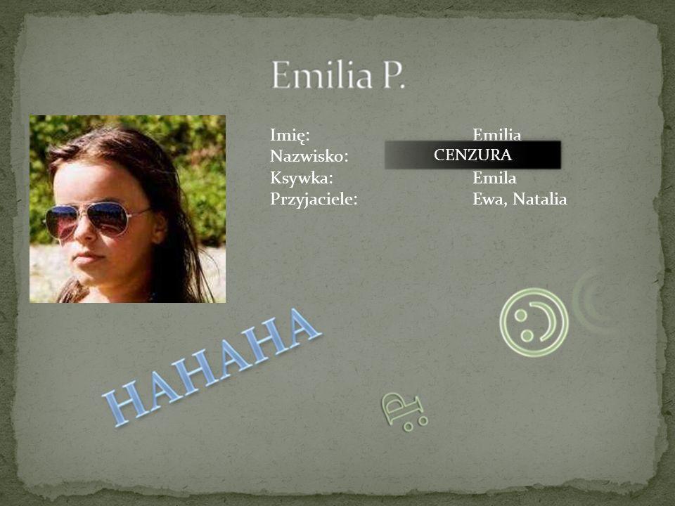 Przyjaciele: Ewa, Natalia