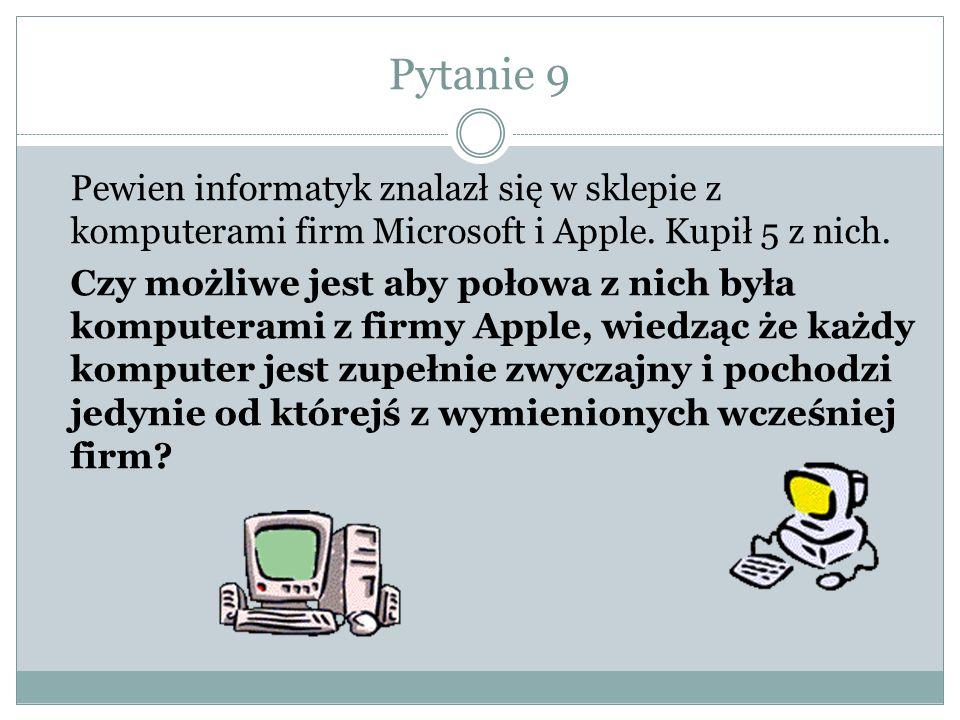 Pytanie 9