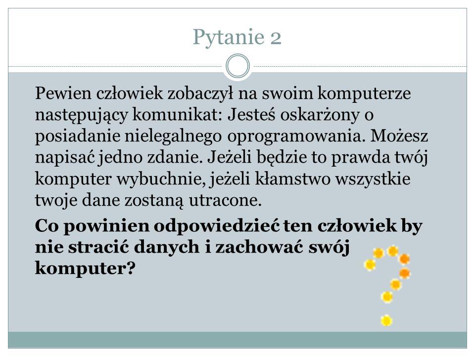 Pytanie 2