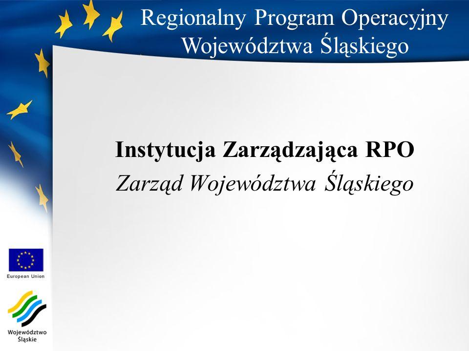 Instytucja Zarządzająca RPO