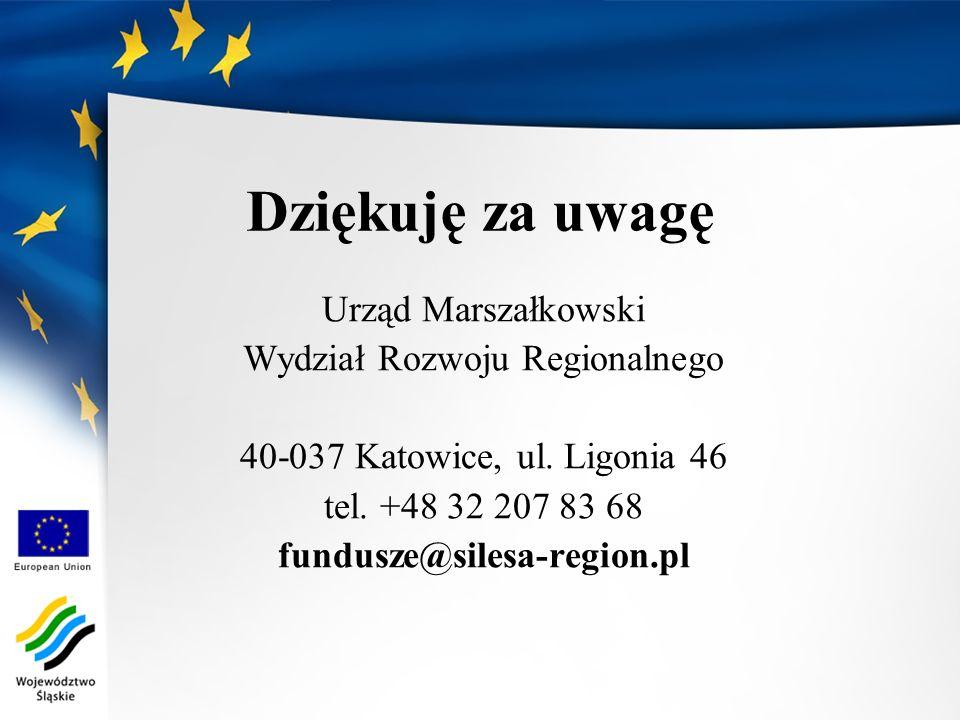 Wydział Rozwoju Regionalnego