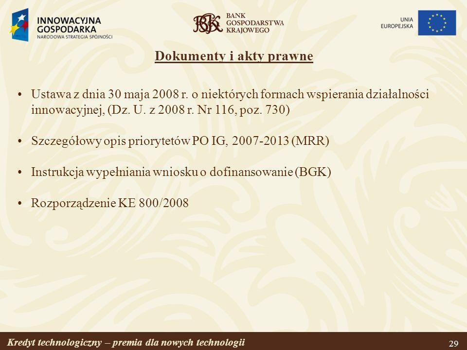 Dokumenty i akty prawne