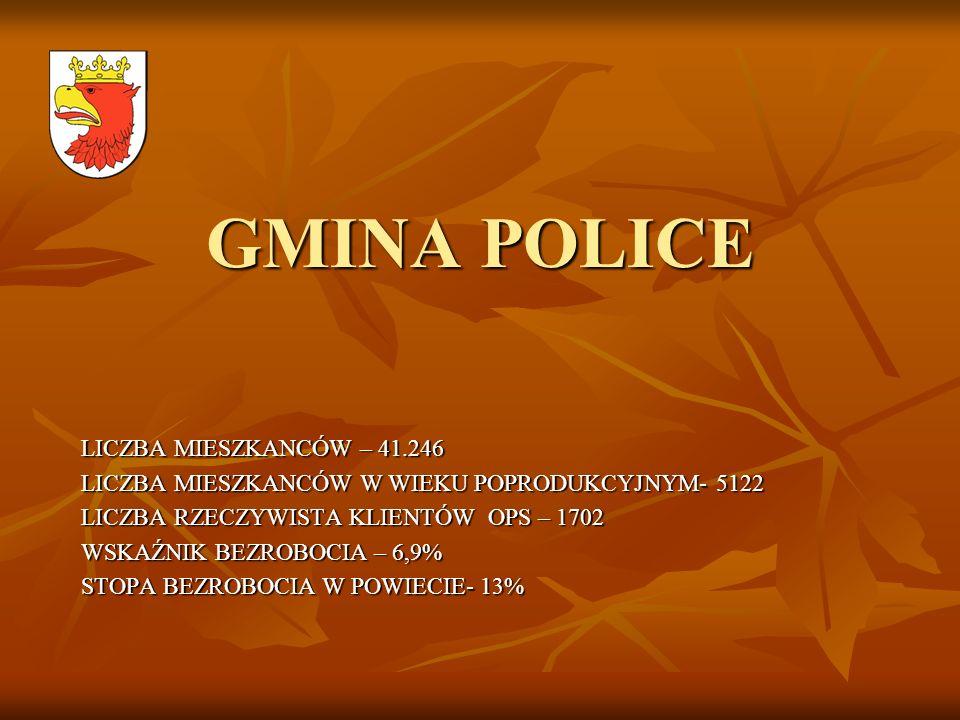 GMINA POLICE LICZBA MIESZKANCÓW – 41.246