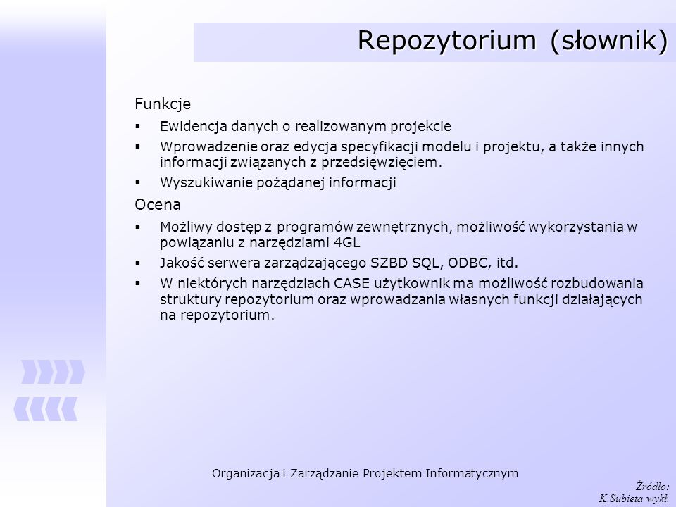 Repozytorium (słownik)