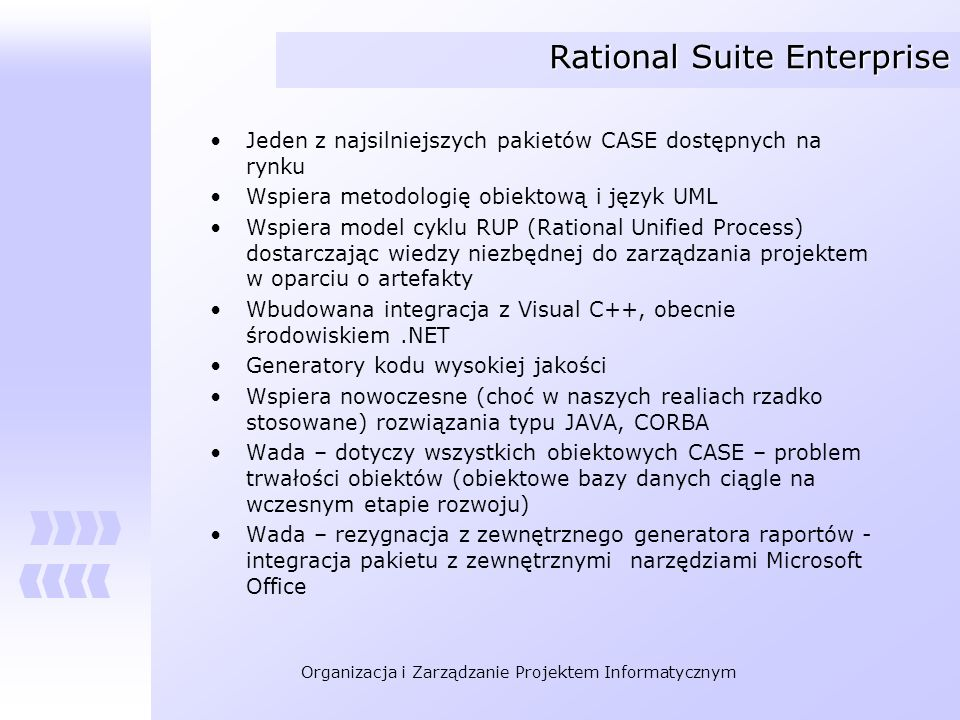 Rational Suite Enterprise