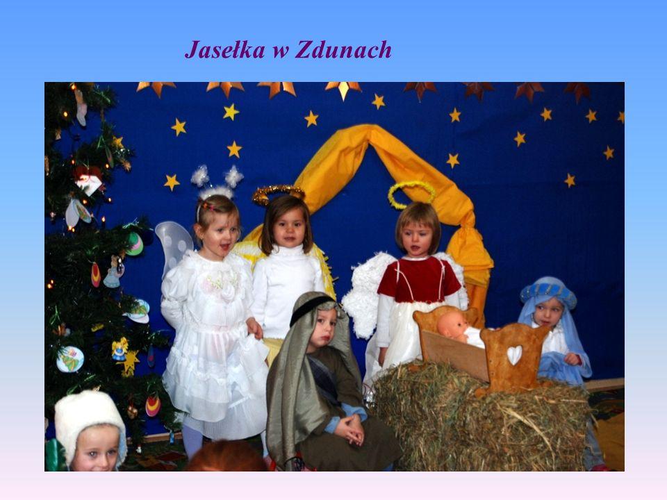 24242424 Jasełka w Zdunach