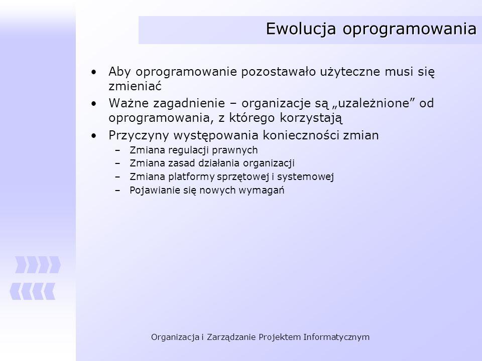 Ewolucja oprogramowania