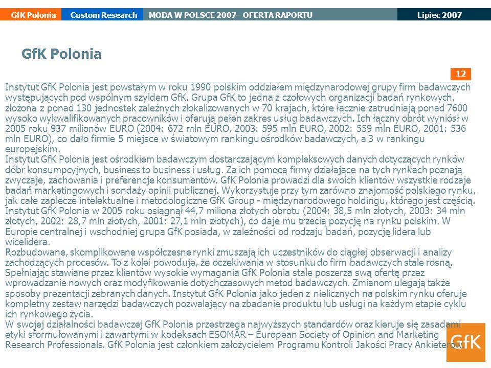 GfK Polonia 12.