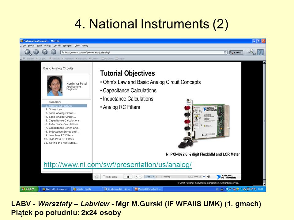 4. National Instruments (2)