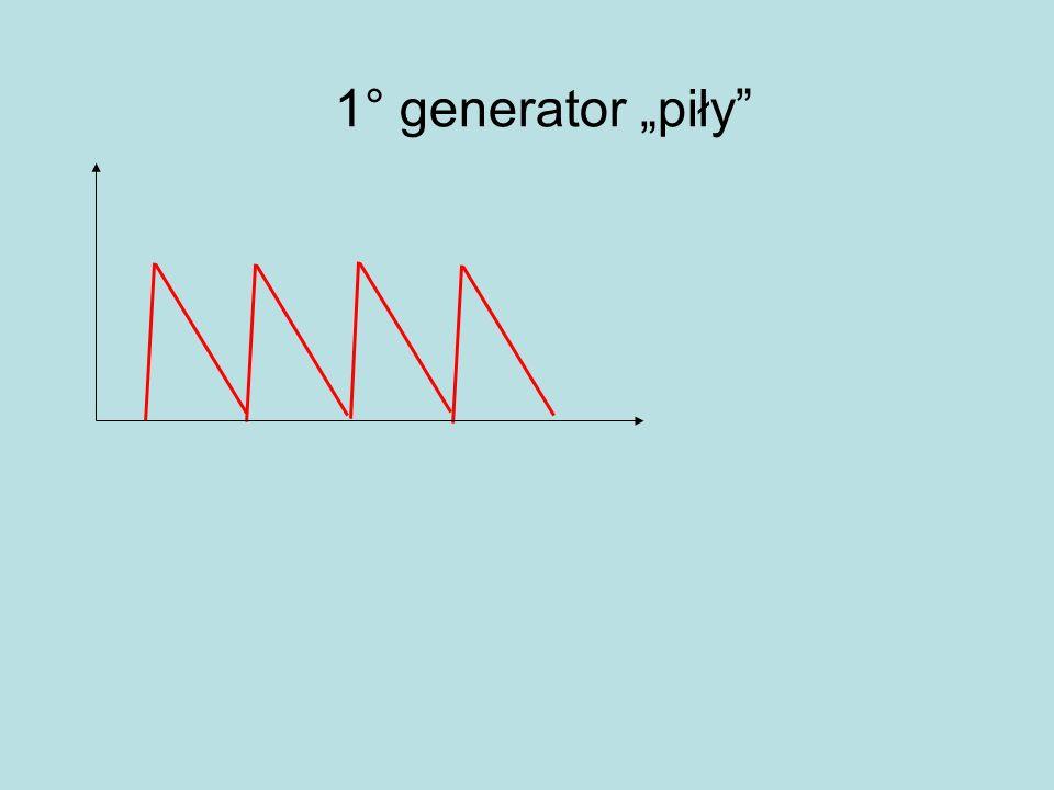 "1° generator ""piły"