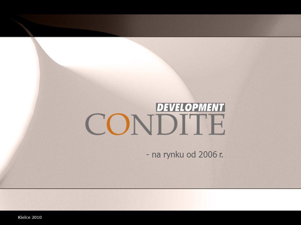 - na rynku od 2006 r. Kielce 2010