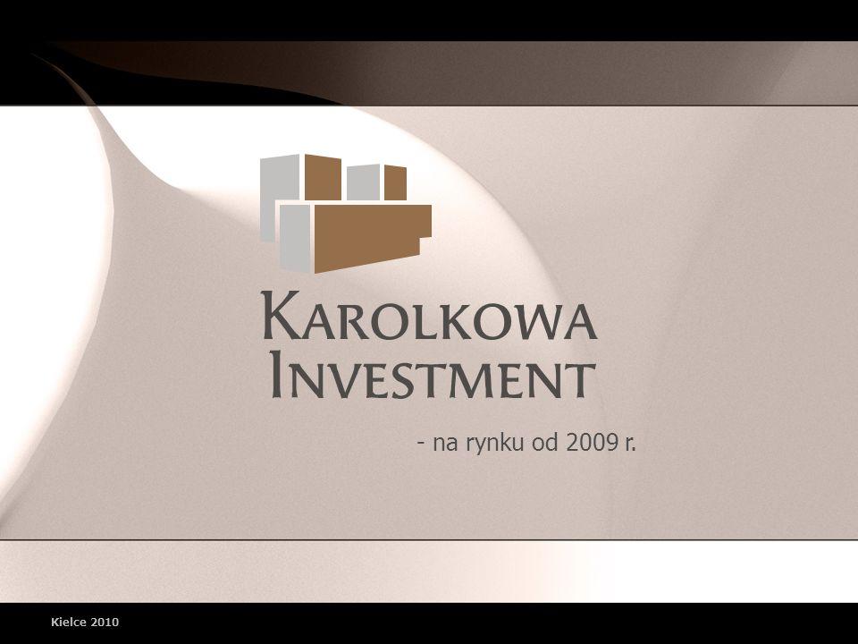 - na rynku od 2009 r. Kielce 2010