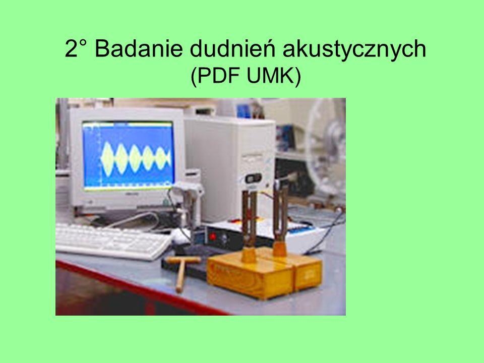 2° Badanie dudnień akustycznych (PDF UMK)