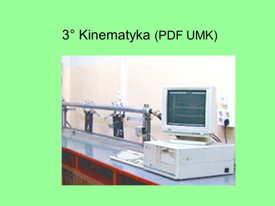 3° Kinematyka (PDF UMK)
