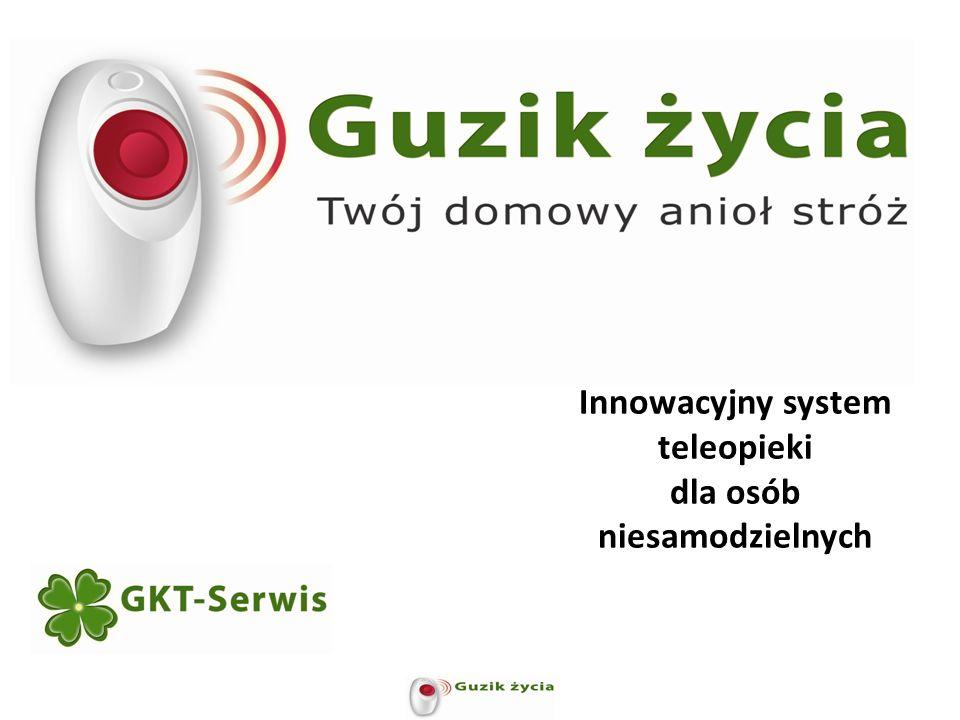 Innowacyjny system teleopieki dla osób niesamodzielnych
