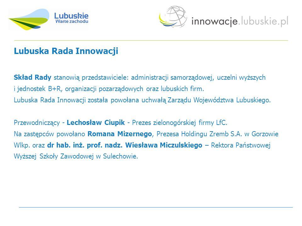 Lubuska Rada Innowacji