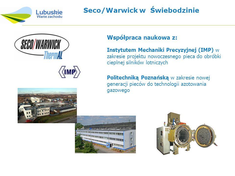 Seco/Warwick w Świebodzinie
