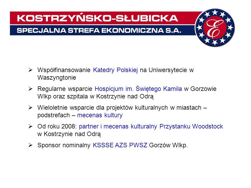 Współfinansowanie Katedry Polskiej na Uniwersytecie w Waszyngtonie