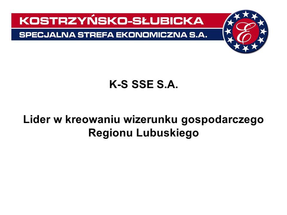 Lider w kreowaniu wizerunku gospodarczego Regionu Lubuskiego