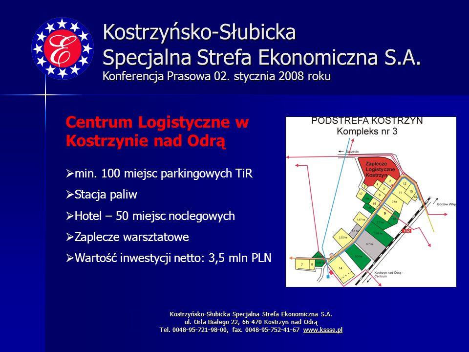 Kostrzyńsko-Słubicka Specjalna Strefa Ekonomiczna S. A