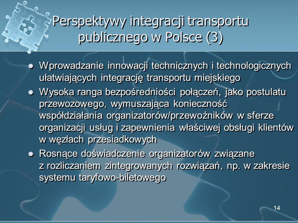 Perspektywy integracji transportu publicznego w Polsce (3)
