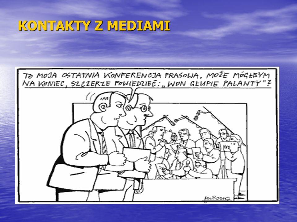 KONTAKTY Z MEDIAMI